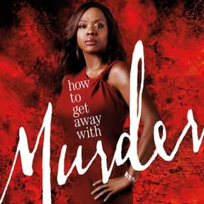 How to Get Away with Murder is listed (or ranked) 5 on the list The Best Crime Shows on TV Right Now