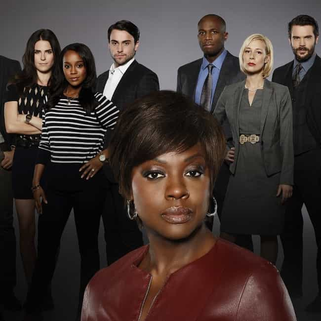How to Get Away with Murder is listed (or ranked) 4 on the list What to Watch If You Love 'The Good Wife'