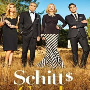 Schitt's Creek is listed (or ranked) 17 on the list The Best TV Shows Returning In 2020