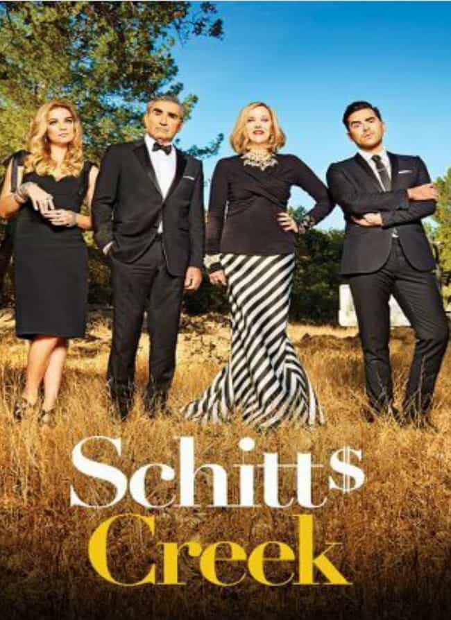 Schitt's Creek is listed (or ranked) 4 on the list What to Watch If You Love 'Grace and Frankie'