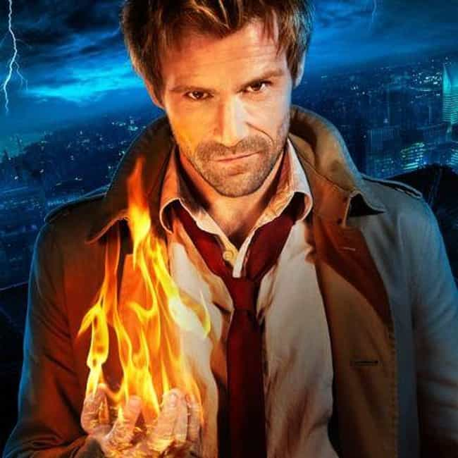 Constantine is listed (or ranked) 3 on the list The Best Shows In The Arrowverse