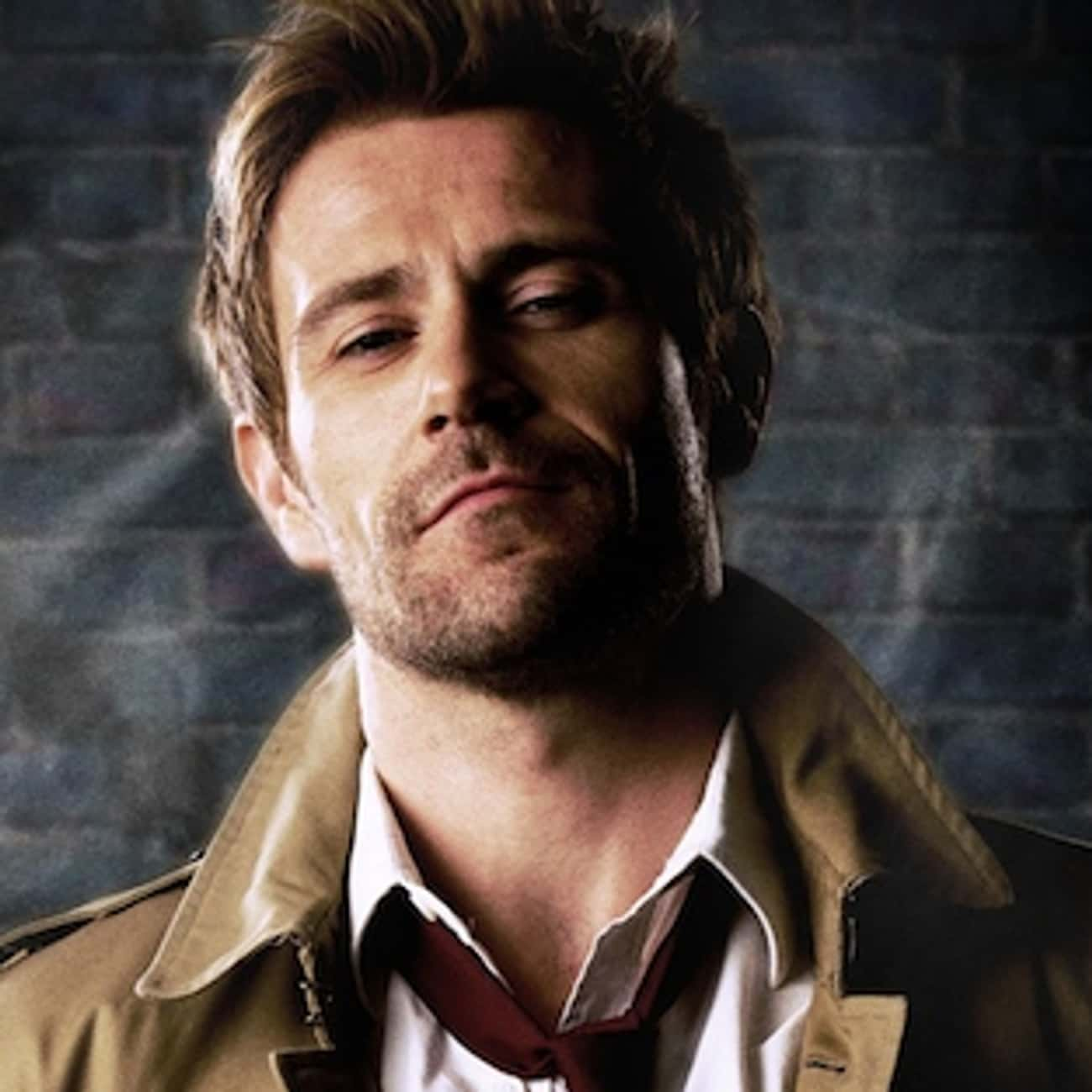 Constantine is listed (or ranked) 3 on the list What To Watch If You Love 'Good Omens'