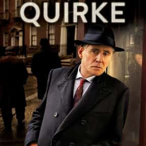 Quirke is listed (or ranked) 11 on the list The Best TV Shows Set In Ireland