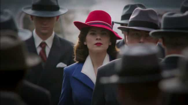 Agent Carter is listed (or ranked) 1 on the list Here's How Your Favorite Canceled TV Shows Were Really Supposed To End