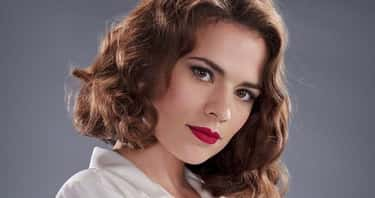 Agent Carter is listed (or ranked) 1 on the list What to Watch If You Love 'Agents of S.H.I.E.L.D.'