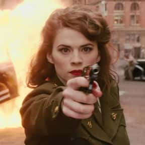Agent Carter is listed (or ranked) 5 on the list The Best New TV Series of 2015
