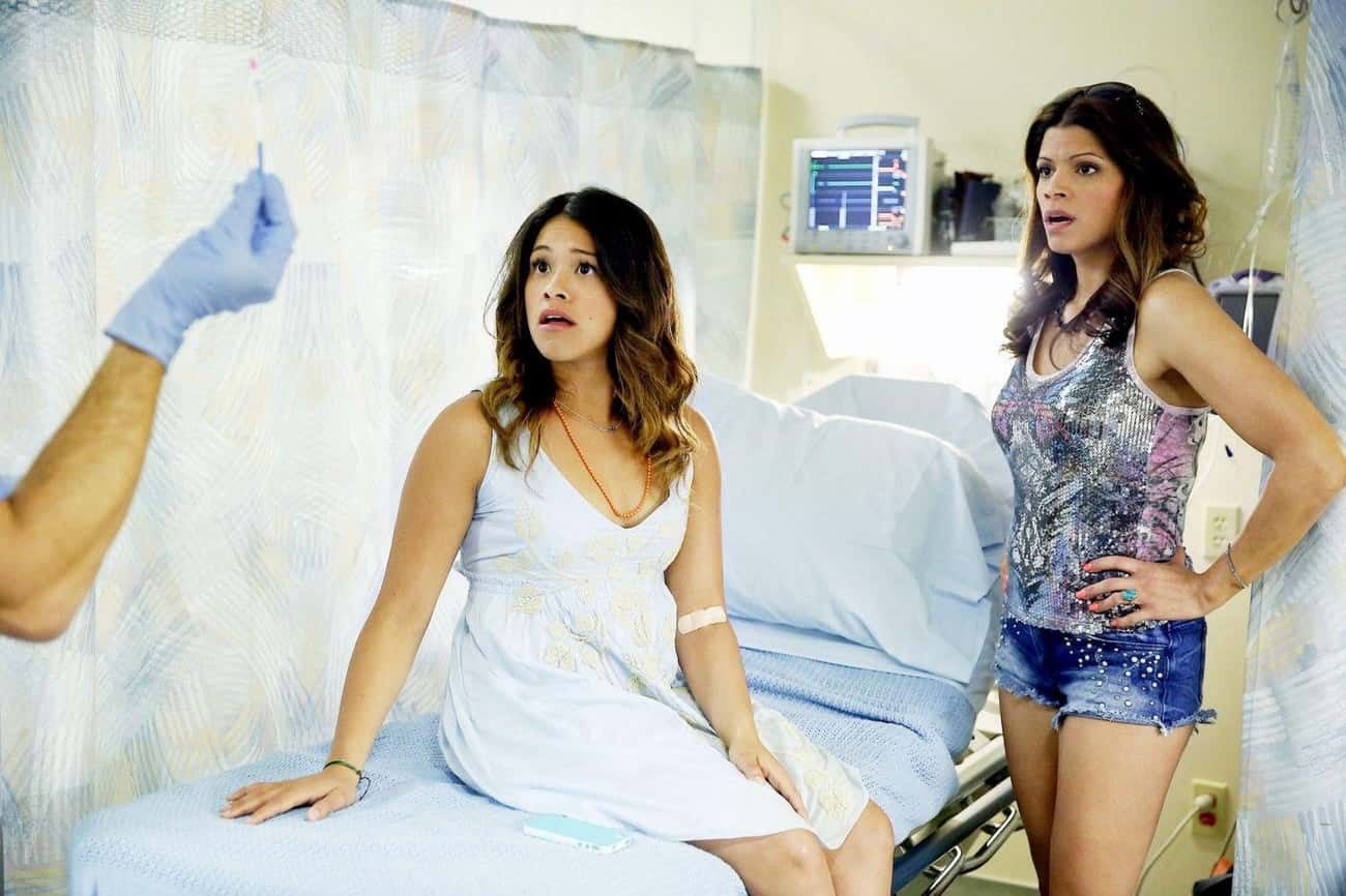 Jane the Virgin is listed (or ranked) 1 on the list The Best Pregnancy Storylines on TV