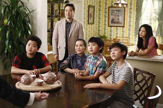 Fresh Off the Boat is listed (or ranked) 4 on the list Shows About Middle America To Watch Instead Of 'Roseanne'