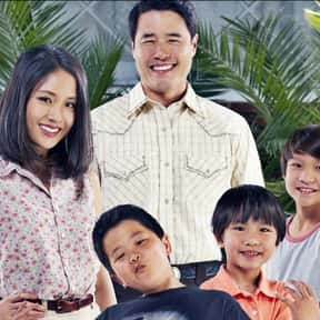 Fresh Off the Boat is listed (or ranked) 3 on the list The Best TV Shows with Non-White Stars