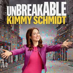 Unbreakable Kimmy Schmidt is listed (or ranked) 7 on the list The Best Sitcoms Currently on Netflix