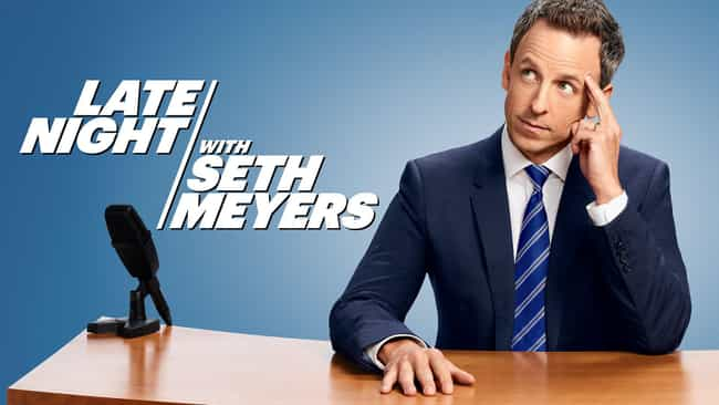 Late Night with Seth Meyers is listed (or ranked) 4 on the list The Best Late Night Talk Shows From NYC