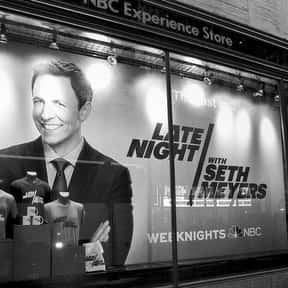 Late Night With Seth Meyers is listed (or ranked) 15 on the list The Best Late Night Talk Shows of All Time