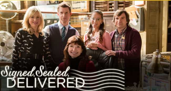 Signed, Sealed, Delivered is listed (or ranked) 4 on the list The Best Hallmark Channel TV Shows