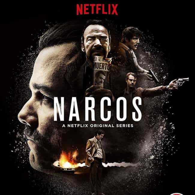 Narcos is listed (or ranked) 3 on the list What to Watch If You Love 'Ozark'