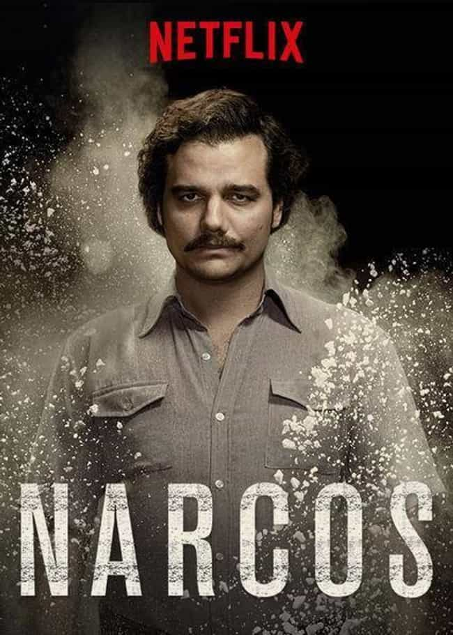 Narcos is listed (or ranked) 4 on the list What to Watch If You Love 'Better Call Saul'