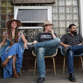 Angela Perley and the Howlin'  is listed (or ranked) 8 on the list The Best Folk Trios Of All Time