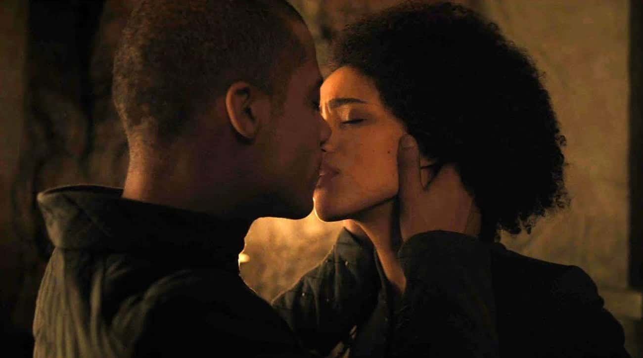 Grey Worm & Missandei is listed (or ranked) 4 on the list The Best Couples On Game Of Thrones