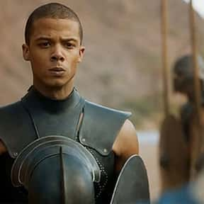 Grey Worm is listed (or ranked) 16 on the list The Most Hardcore Game of Thrones Characters