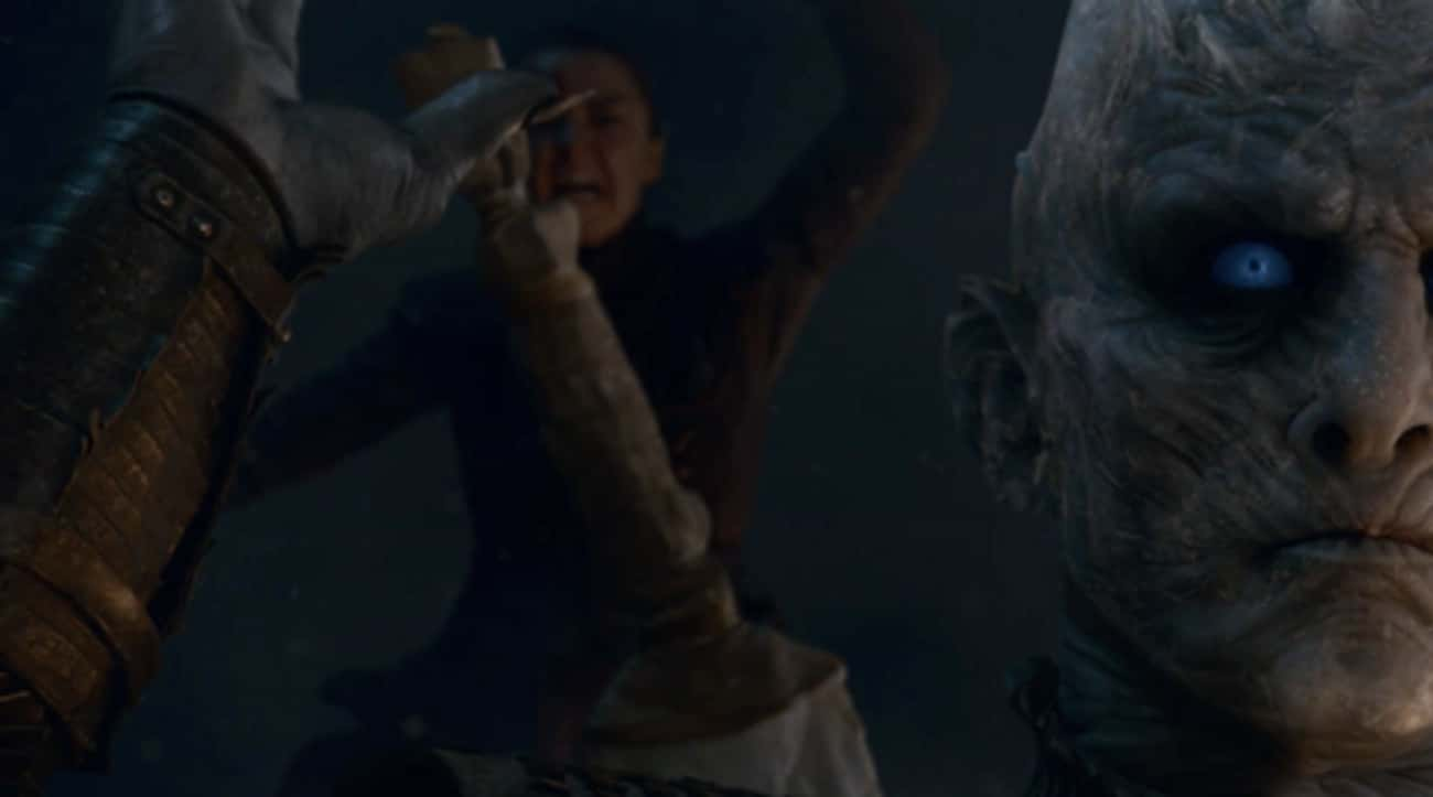 Night King is listed (or ranked) 3 on the list The Most Important 'Game of Thrones' Character Deaths
