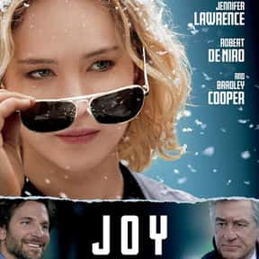 Joy is listed (or ranked) 21 on the list The Best Movies About Business