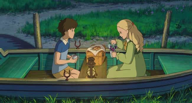When Marnie Was There is listed (or ranked) 4 on the list 11 Great Studio Ghibli Films Not Directed By Hayao Miyazaki