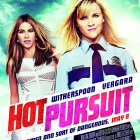 Hot Pursuit is listed (or ranked) 1 on the list The Best Movies About Female Police Officers