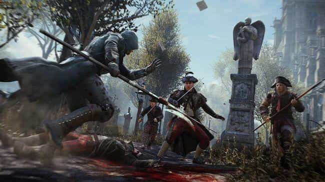 Assassin's Creed Unity ... is listed (or ranked) 3 on the list Video Games That Launched Unplayable But Were Eventually Pleasant Surprises
