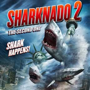 Sharknado 2: The Second One is listed (or ranked) 15 on the list The Best Horror Movies About Airplanes