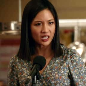 Jessica Huang is listed (or ranked) 9 on the list The Best Asian Characters In Movies & TV