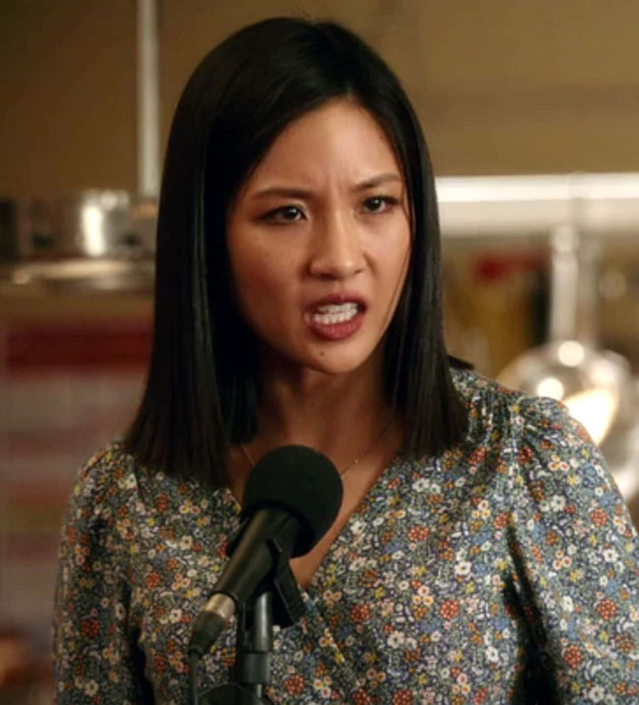 Jessica Huang is listed (or ranked) 4 on the list The Best Asian TV Characters In 2019