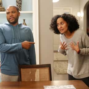 Dre and Rainbow Johnson is listed (or ranked) 8 on the list The Best Current TV Couples