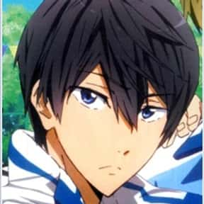 Haruka Nanase is listed (or ranked) 7 on the list The Best Anime Characters With Blue Eyes