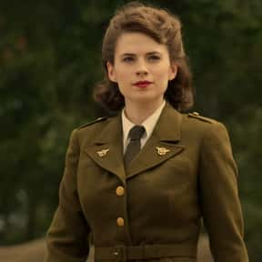 Peggy Carter is listed (or ranked) 13 on the list Which MCU Character Would Make The Best President During A Crisis?