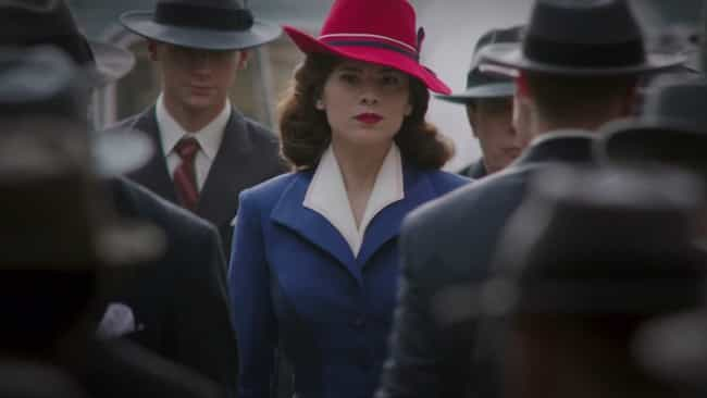 Peggy Carter is listed (or ranked) 3 on the list The Low-Key Underrated Characters In The Marvel Cinematic Universe, Ranked