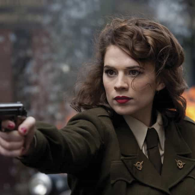 Peggy Carter is listed (or ranked) 4 on the list The Best Female Scientists in Film