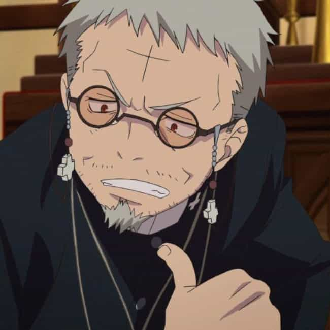 Best Anime Dads Ranking The Greatest Fathers In Anime
