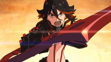Aries (March 21 - April 19): Ryuko Matoi