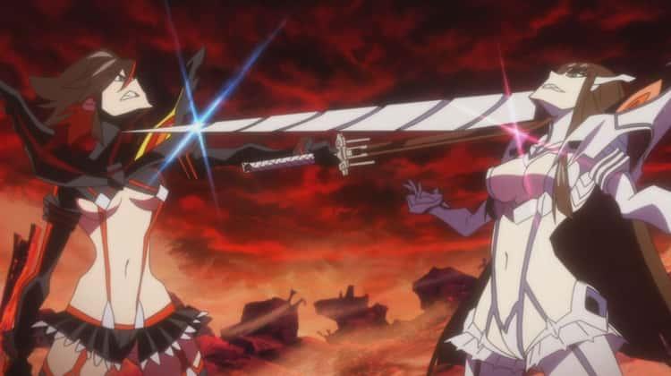 Ryuko Matoi Vs. Satsuki Kiryuin - 'Kill La Kill'
