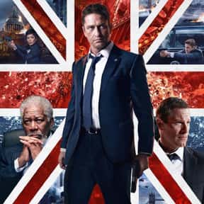 London Has Fallen is listed (or ranked) 17 on the list The Best Gerard Butler Movies