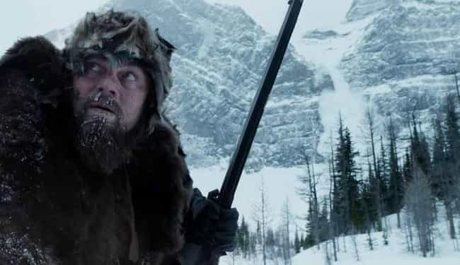 The Revenant is listed (or ranked) 4 on the list 13 Movies That Remind You The Outside Sucks Anyway