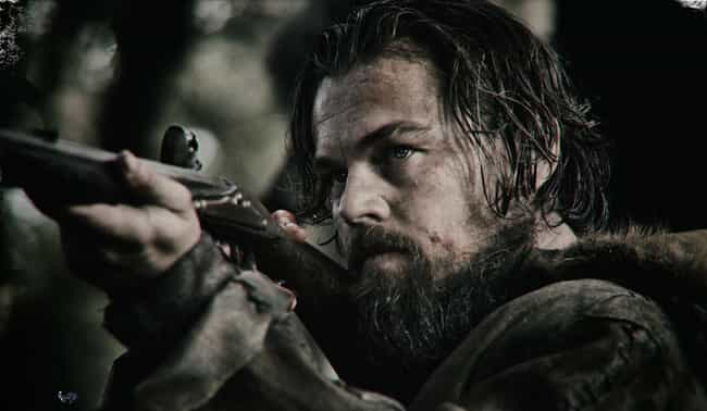 The Revenant is listed (or ranked) 3 on the list Great Movies That Have Almost No Dialogue