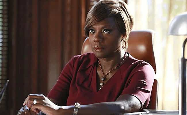 Professor Annalise Keating is listed (or ranked) 4 on the list Supposedly Good TV Teachers Who Are Actually Horrible Educators