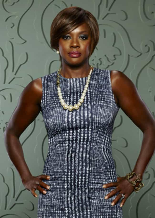 Professor Annalise Keati... is listed (or ranked) 1 on the list The Best Characters On 'How To Get Away With Murder'
