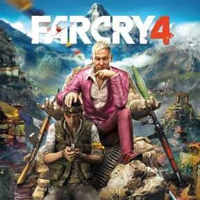 Far Cry 4 is listed (or ranked) 3 on the list The Best Hunting Games On Steam