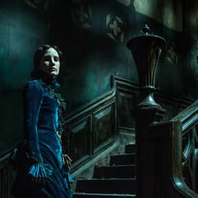 Crimson Peak is listed (or ranked) 9 on the list The Best Period Horror Movies, Ranked