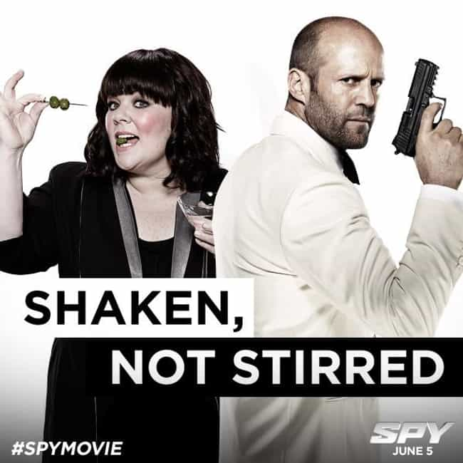Spy is listed (or ranked) 1 on the list What to Watch If You Love 'Bridesmaids'