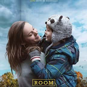 Room is listed (or ranked) 4 on the list The Best Mother-Son Movies Ever Made
