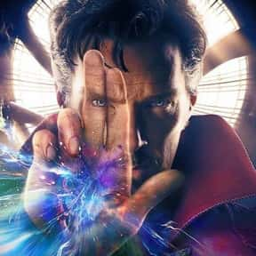 Doctor Strange is listed (or ranked) 22 on the list The Best CGI Adventure Movies