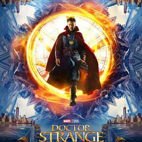 Doctor Strange is listed (or ranked) 11 on the list The Best Time Loop Movies