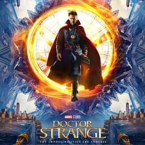 Doctor Strange is listed (or ranked) 1 on the list The Best Movies to Watch on Mushrooms